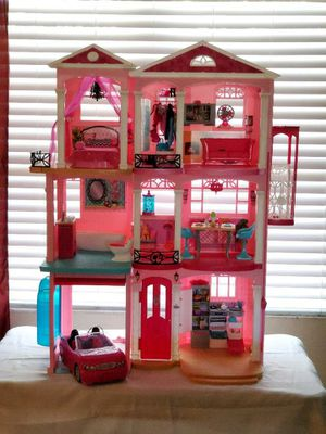 Barbie Dream House with elevator for Sale in Riverview, FL