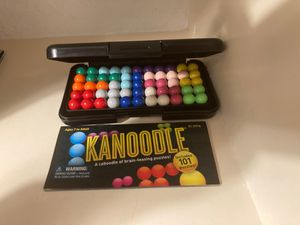 Kanoodle Single-Player Puzzle Game for Sale in San Juan Capistrano, CA