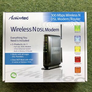 ActionTec Wireless N DSL Modem for Sale in Seattle, WA