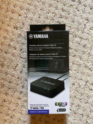 Yamaha YWA-10 wireless network adapter for Sale in Bellevue, WA