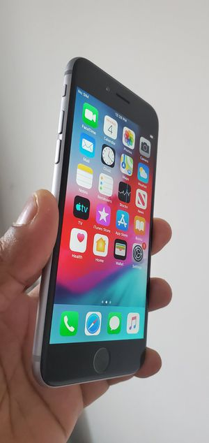 iPhone    6    iCloud Unlocked    Factory Unlocked    Any Company Carrier    Condition Excellent    >Like New< for Sale in Springfield, VA