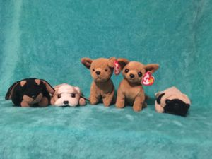 Ty's beanie babies dogs for Sale in Orlando, FL