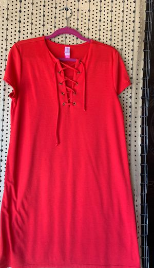 Xl red dress for Sale in Fresno, CA