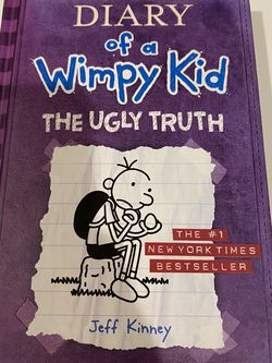 Diary Of A Wimpy Kid book for Sale in Bradenton,  FL