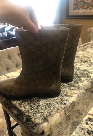 Kids Gucci Boots size 33 for Sale in Houston, TX