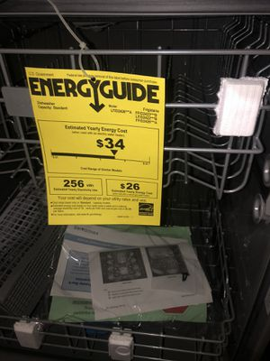 NEW !! frigidaire dishwasher $450 obo for Sale in Woodburn, OR