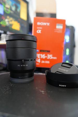 16-35mm F4 Sony E Mount for Sale in Renton, WA