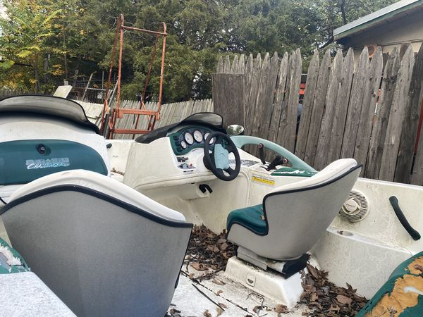 Seadoo boat with trailer