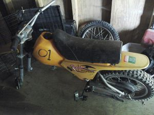 Pit bike roller project (no motor ) for Sale in Joppa, MD