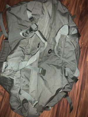Army green duffle bag $8 low price for Sale in Phoenix, AZ