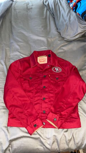 San Francisco 49ers Levi Jacket for Sale in Hayward, CA