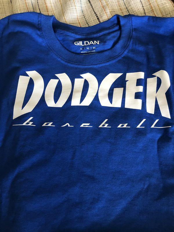 Dodger Baseball T-shirt