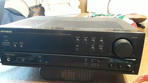 OPTIMUS STAV-3570 digital synthesized audio/video stereo receiver PROFESSIONAL SERIES for Sale in Joliet, IL