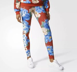 Adidas Women's Chita Floral Leggings for Sale in Kissimmee, FL