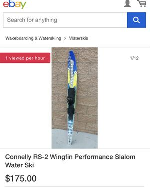 Connelly water ski for Sale in Mission Viejo, CA
