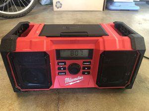 Milwaukee jobsite radio for Sale in Fullerton, CA