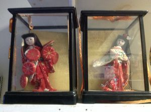 Japanese antique dolls for Sale in SUNNY ISL BCH, FL