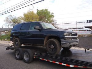 Tahoe PARTS police package for Sale in Philadelphia, PA