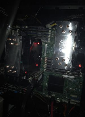 Server/pc parts first come first Serve! for Sale in Fairfax, VA