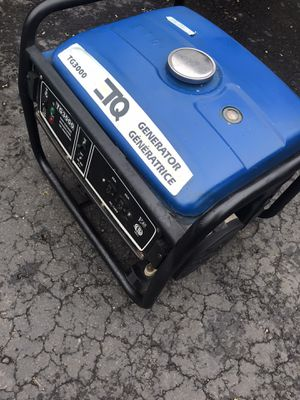 Generator 3000 watts. Great for emergencies for Sale in Waterford Township, MI