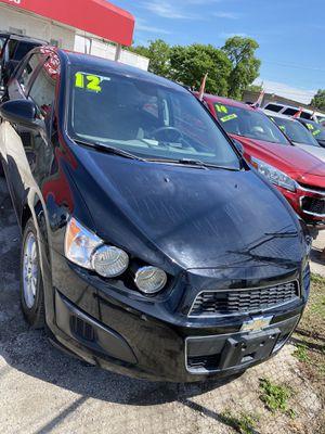 2012 Chevy sonic hatchback LT for Sale in Grand Prairie, TX