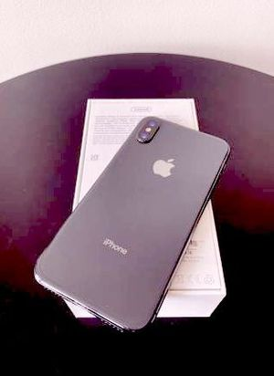 NEW IPHONE X 256 for Sale in Tuscaloosa, AL