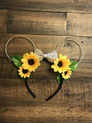 Disney inspired wire Mickey Ears for Sale in Apple Valley, CA