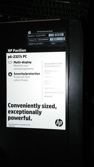 Hewlett-Packard desktop PC for Sale in Callaway, FL