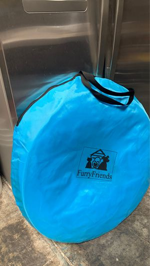 "Houseables Dog Tunnel, Agility Equipment, 18 Ft Long, 24"" Open, Polyester, Play Tunnels for Pets, with Carrying Case for Sale in Santa Ana, CA"