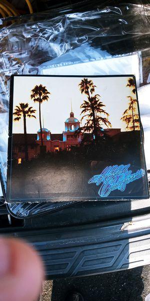 Eagles Hotel California Original Lp W Poster, Lyrics, Inner Sleeve for Sale in Denver, CO