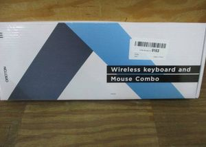 Wireless Keyboard and Mouse for Sale in Sacramento, CA