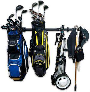 StoreYourBoard Golf Club Organizer, Garage Storage Rack, Adjustable Wall Mounted for Sale in Smyrna, TN