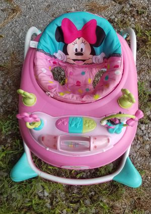 Bright Starts baby walker front lights up for Sale in Murfreesboro, TN