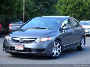 2009 Honda Civic Sdn for Sale in Redmond, WA
