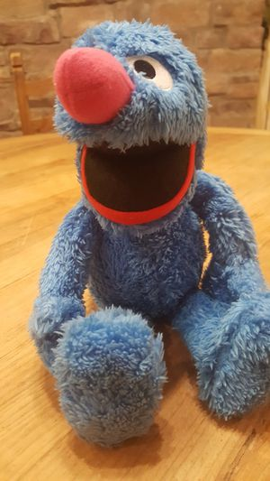 Stuffed animal toy grover for Sale in Chandler, AZ