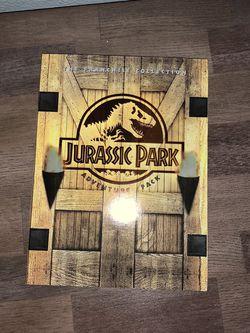 Jurassic Park Trilogy DVD Set for Sale in Lynnwood,  WA