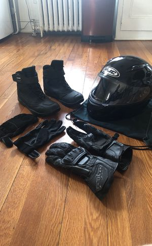 Motorcycle gear for Sale in Kings Point, NY