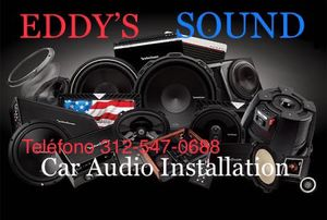 Car audio installation for Sale in Chicago, IL