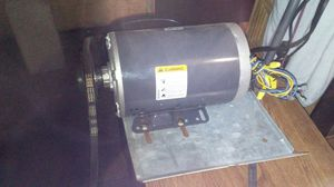 2 horsepower generator motor. Brand new. Open the trades or some kind of laptop. for Sale in St. Louis, MO