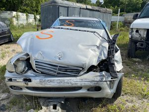 2004 MERCEDES BENZ C240 Parts for Sale in Houston, TX