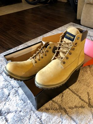 Wolverine Work Boots - Size 10.5 for Sale in Costa Mesa, CA