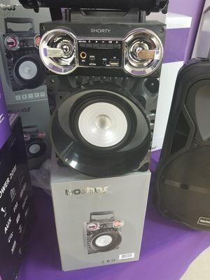 Brand new shorty bluetooth speaker !! for Sale in Baton Rouge, LA
