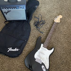 Fender Starter Electric Guitar for Sale in Paramount, CA