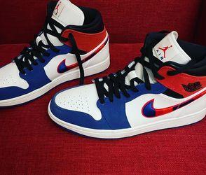 Men Nike Air Jordan 1 Retro Mid SE for Sale in Owings Mills,  MD