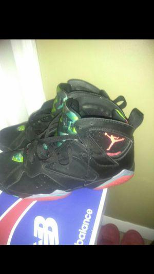 Jordan 7 size 9. 1/2 for Sale in US