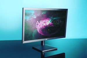 "LG 22"" IPS Freesync monitor by Ascended Electronics for Sale in Coralville, IA"