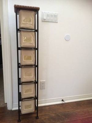 Storage Tower (iron/canvas) for Sale in Oxnard, CA