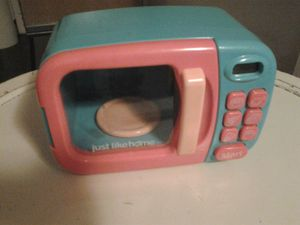 Toy microwave for Sale in Washington, DC