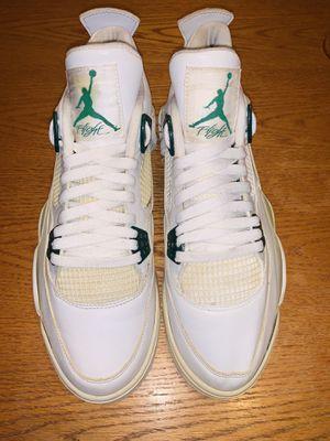 Air Jordan 4 Retro 'Classic Green' 2004 // Size 10.5 for Sale in DeKalb, IL