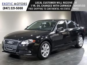 2011 Audi A4 for Sale in Rolling Meadows, IL